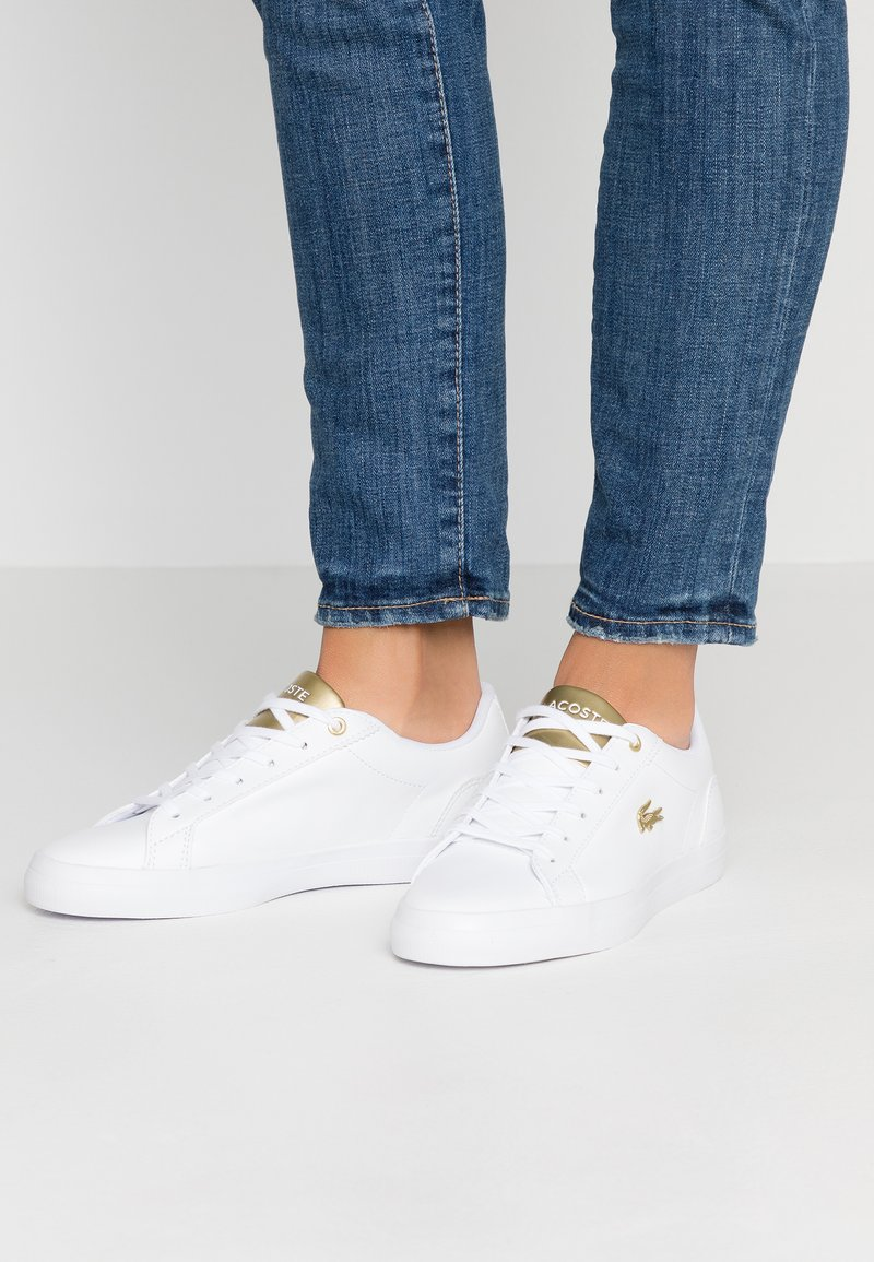 Lacoste - LEROND  - Baskets basses - white