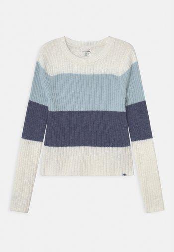 COZY SLIM - Jumper - trend blue