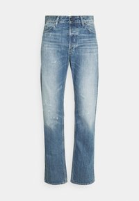 G-Star - ALTO HIGH STRAIGHT - Straight leg jeans - sun faded ice fog - 4