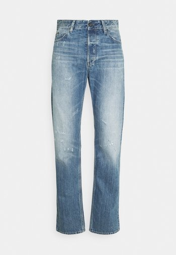 ALTO HIGH STRAIGHT - Jeans straight leg - sun faded ice fog