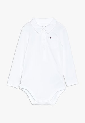 BABY BOY POPLIN - Body - bright white