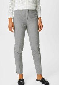 C&A Premium - Trousers - grey - 0