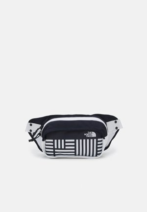 HIP PACK - Bältesväska - navy/white