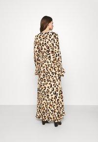 Fabienne Chapot - TASH DRESS - Maxi dress - beige/black/brown - 2