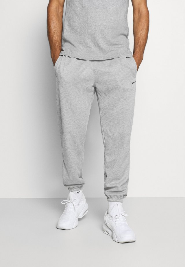 SPOTLIGHT PANT - Jogginghose - grey heather/black