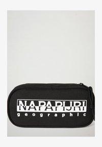 Napapijri - HAPPY - Pencil case - black 041 - 0
