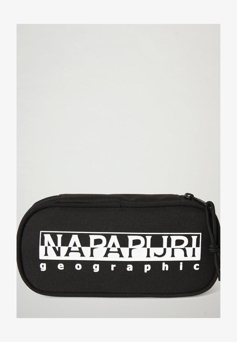 Napapijri - HAPPY - Pencil case - black 041