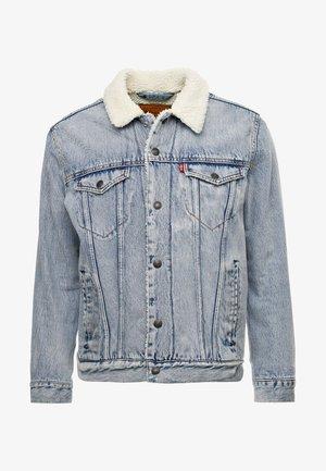 TYPE 3 SHERPA TRUCKER - Giacca di jeans - stonebridge