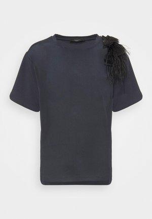 JAJCE - Basic T-shirt - blue