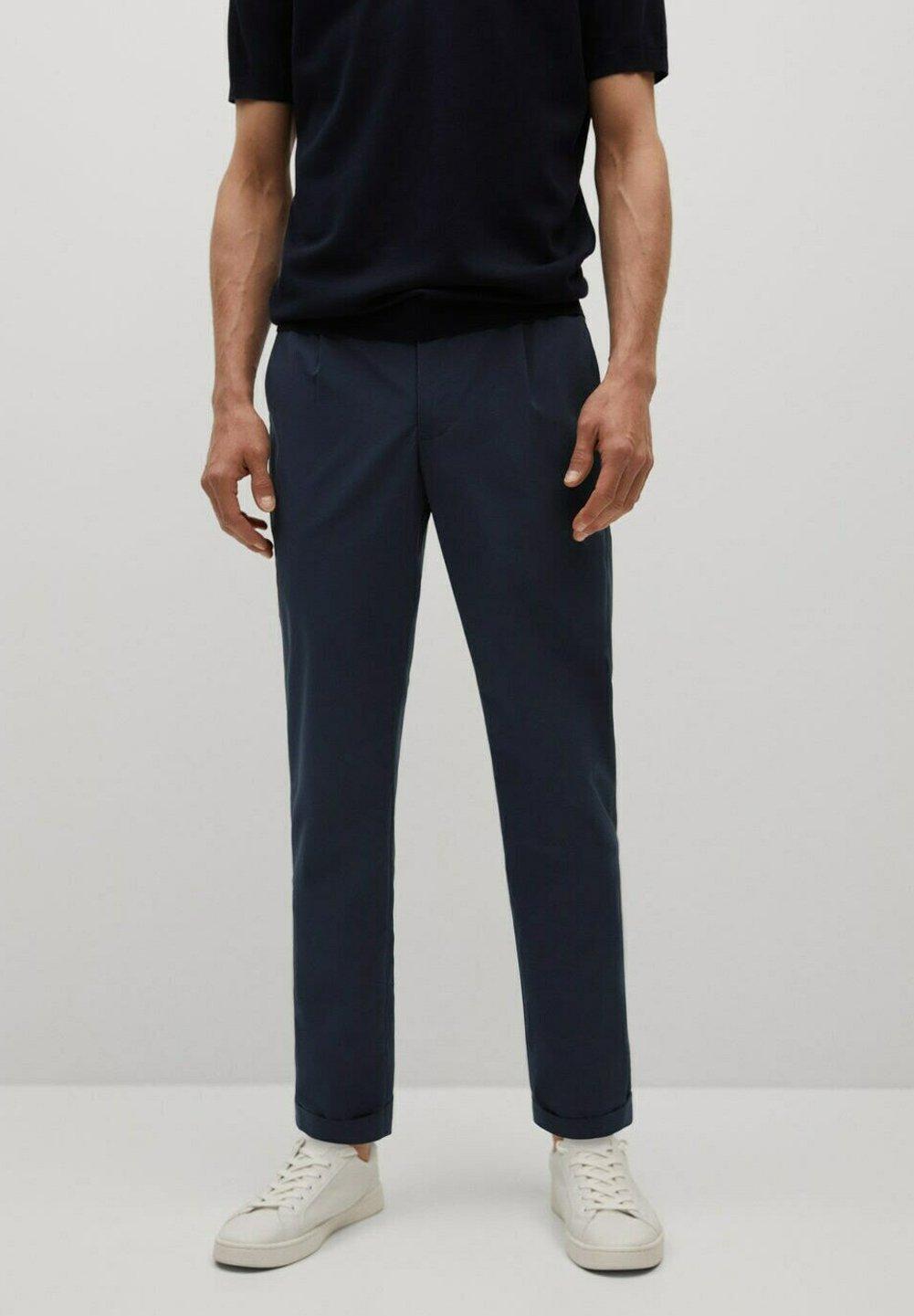 Men CANNES - Suit trousers