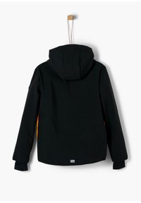 s.Oliver - Light jacket - black/orange - 1