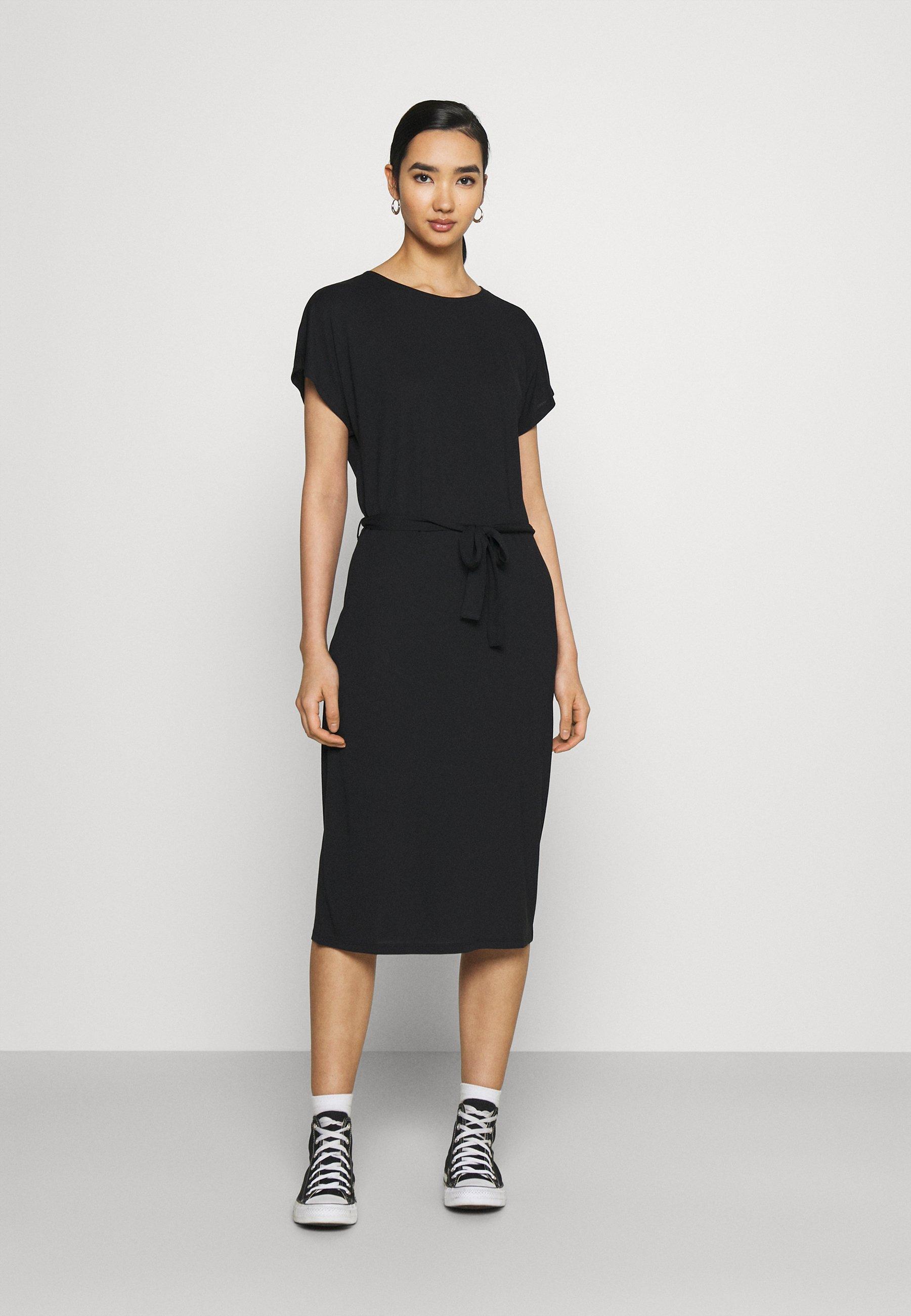 Women JDYURBAN GABRIELLA BELT DRESS - Jersey dress
