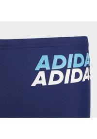 adidas Performance - Swimming trunks - blue - 4