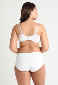 City Chic - FIFI SHORTY - Briefs - ivory - 2