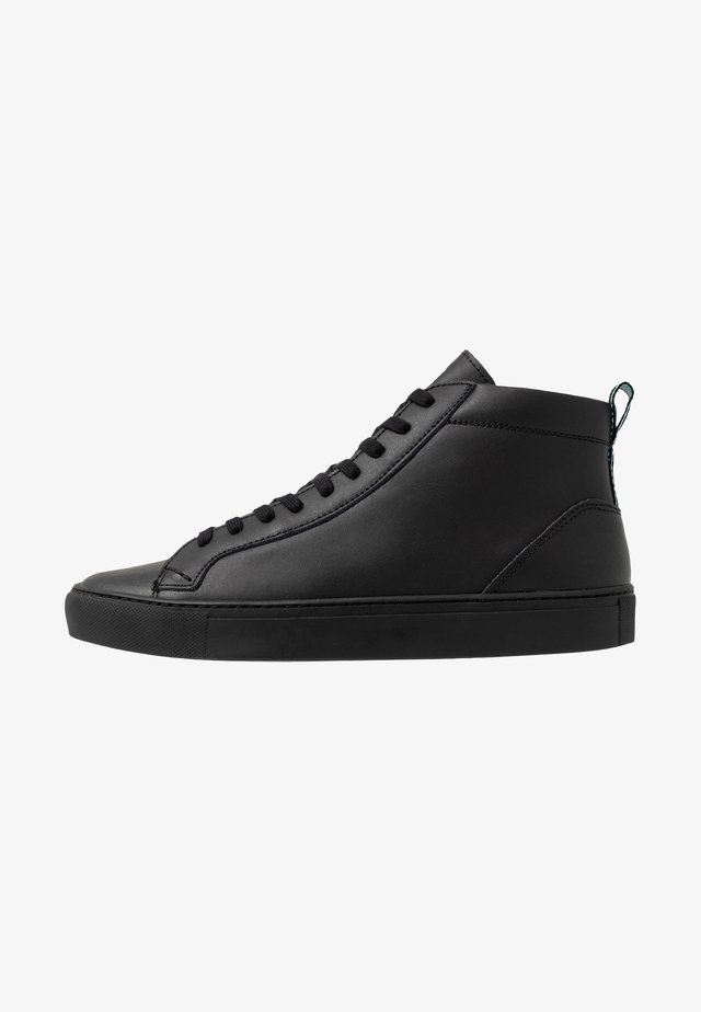 HOLMES - High-top trainers - black