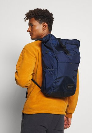 EXPORT 2.0 BARREN CAMO PRINT UNISEX - Rucksack - dress blue