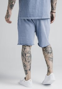 SIKSILK - RELAXED - Kraťasy - washed blue - 2