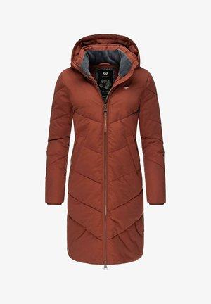 REBELKA - Winter coat - terracotta