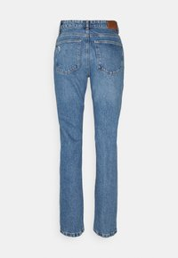 ONLY Tall - ONLEMILY LIFE - Straight leg jeans - medium blue denim - 1