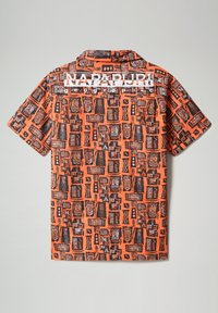 Napapijri - G-NAPALI - Shirt - orange mask - 8