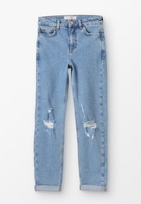 New Look 915 Generation - MOM COMFORT STRETCH - Jeans Relaxed Fit - light blue - 0