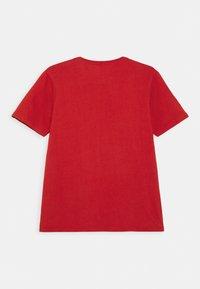 Quiksilver - LOGO  - Printtipaita - american red - 1