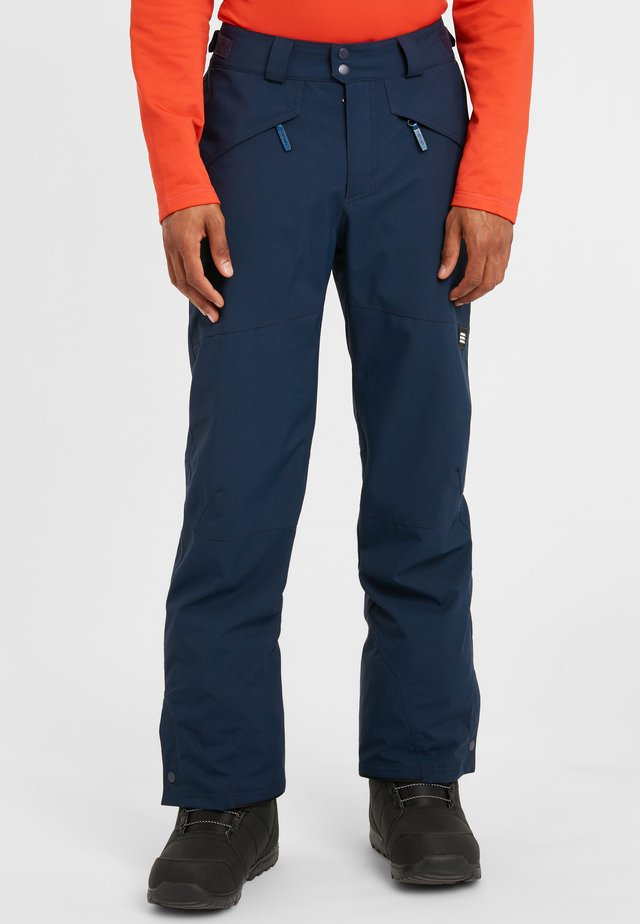 HAMMER - Pantalon de ski - ink blue