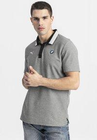 Puma - BMW M MOTORSPORT - Polo shirt - medium gray heather - 0