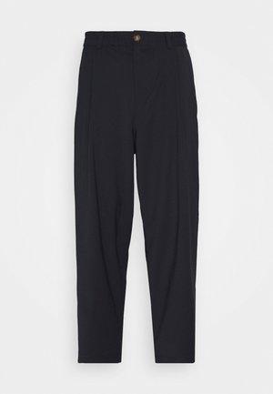 HELTERSKELTER - Pantalon classique - navy