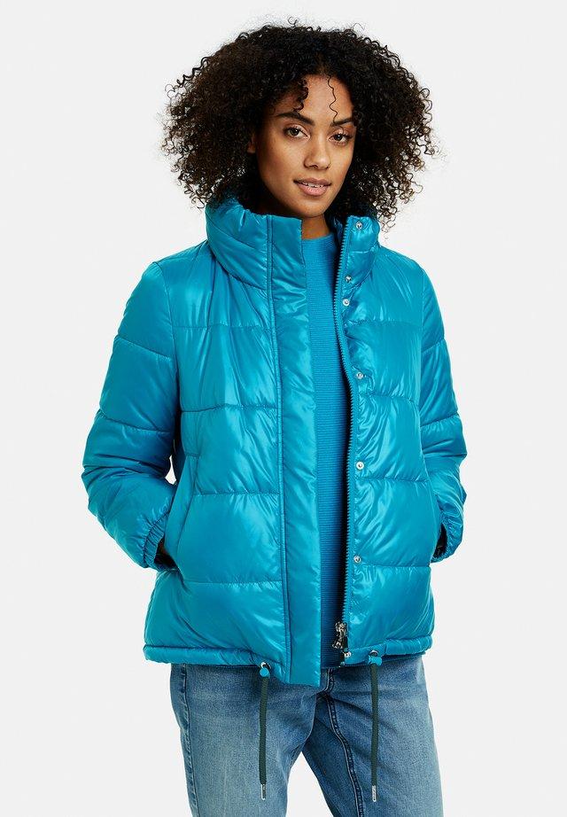 MIT GLANZ - Veste d'hiver - glacier blue