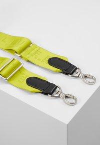 Becksöndergaard - BECKI LOGO STRAP - Overige accessoires - neon green - 0