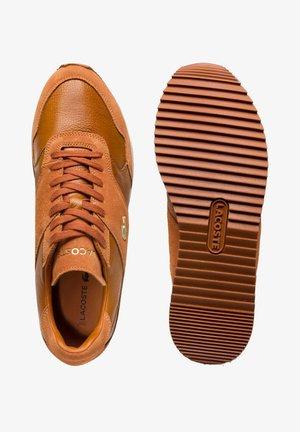 Sneaker low - brw/lt brw