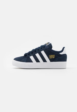 BASKET PROFI UNISEX - Trainers - collegiate navy/footwear white/gold metallic