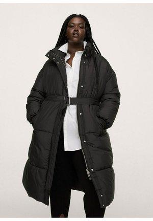 COULANT - Down coat - black