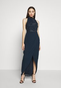 Lace & Beads Petite - Occasion wear - navy - 0