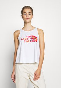 The North Face - EASY TANK - Top - white/multi - 0
