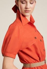 Luisa Spagnoli - PROVA - Shirt dress - arancio - 4