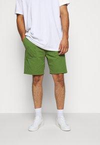 Jack´s Sportswear - DRAWSTRING - Shorts - oliv - 0