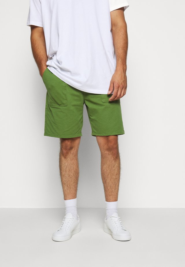 DRAWSTRING - Shorts - oliv