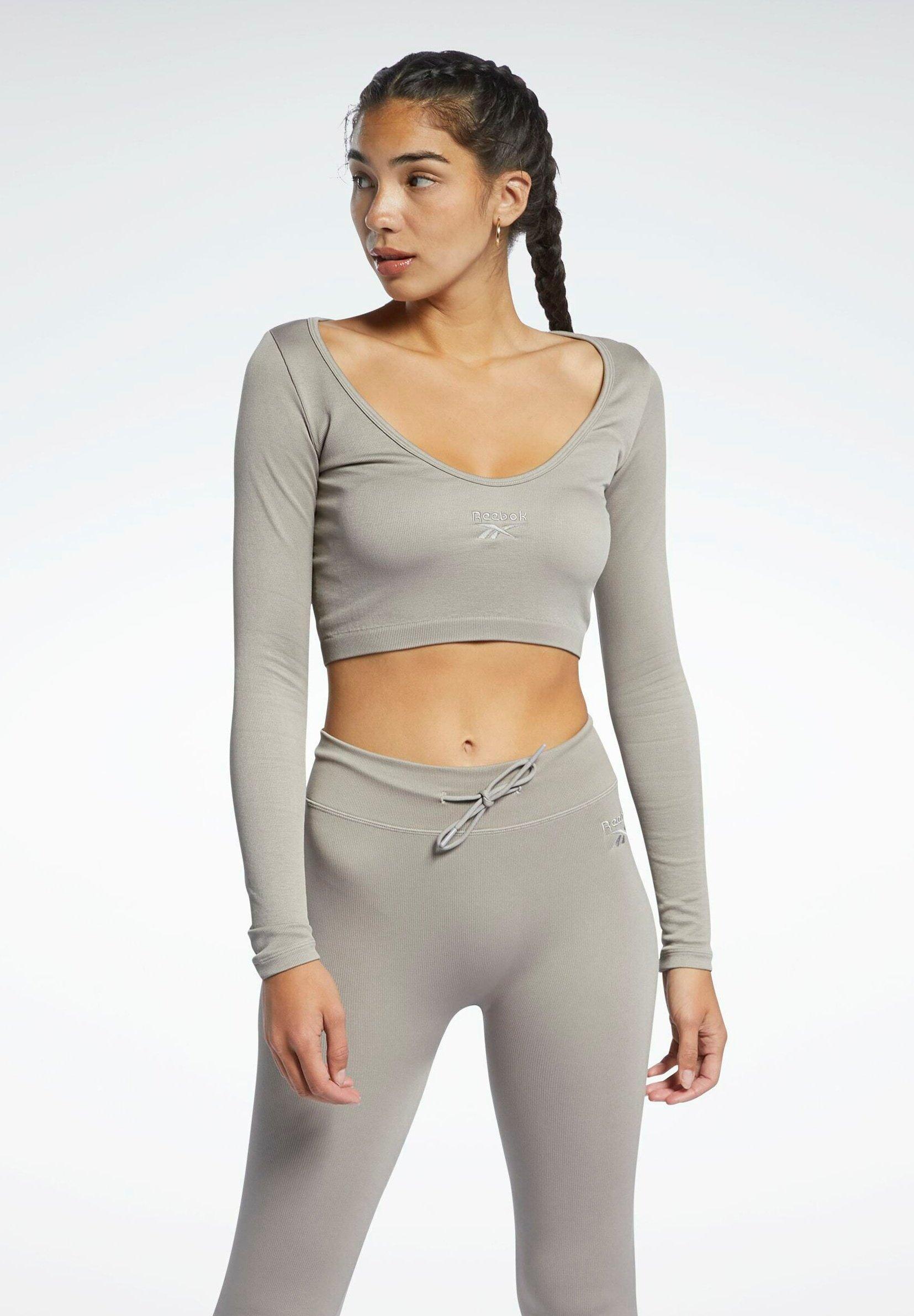 Women CLASSICS WARDROBE ESSENTIALS LONG-SLEEVE TOP LONG-SLE - Long sleeved top
