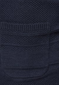 Jack & Jones PREMIUM - STRICKJACKE KLASSISCHER - Gilet - navy blazer - 5