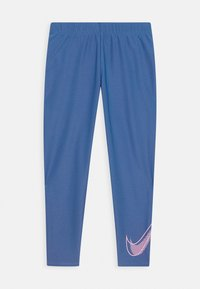 Nike Sportswear - COLORSHIFT - Leggings - Trousers - royal pulse - 0
