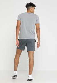 Under Armour - HEATGEAR RAID  - Sports shorts - pitch gray/black - 2