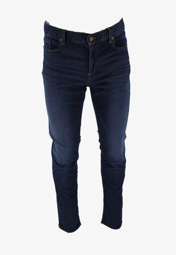 PIPE - Slim fit jeans - blau
