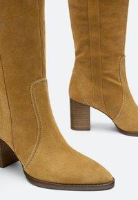 Uterqüe - Boots - brown - 4