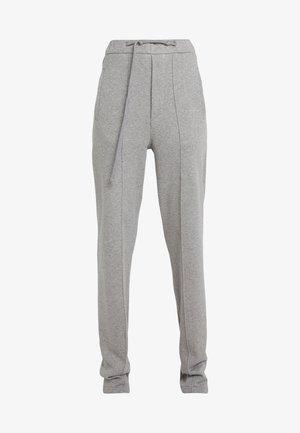 PANTS - Joggebukse - grey melange