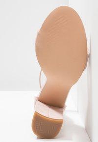 Even&Odd - Sandály na vysokém podpatku - rose - 6