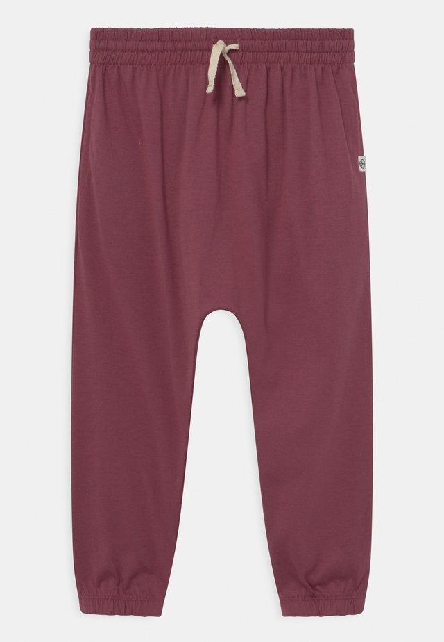 LENNIE  - Teplákové kalhoty - vintage berry