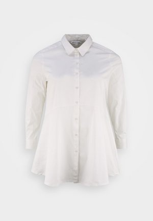 FIT & FLARE  - Blouse - white