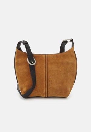 CROSSBODY - Across body bag - caramel